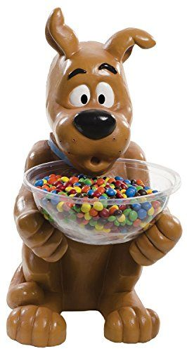 halloween candy bowl holder scooby doo birthday party trick or treat decoration niftywarehousecom - Scooby Doo Halloween Decorations