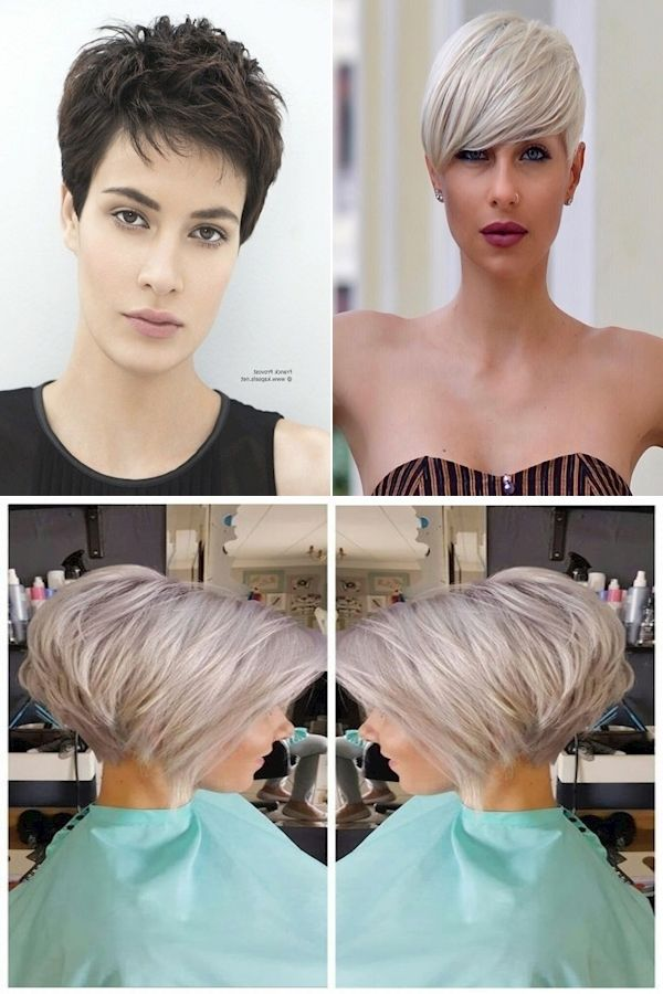 Womens Short Hair Styles Short Elfin Hairstyles Short Hair Styles 2011 In 2020 Summer Hairstyles Short Hair Styles Hair Styles
