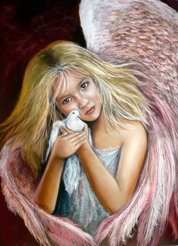 ANGEL OF HOPE!
