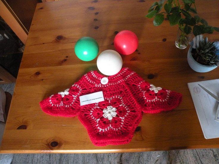 Abbigliamento bambino - maglione poncho bambina - un prodotto unico di bandullera su DaWanda