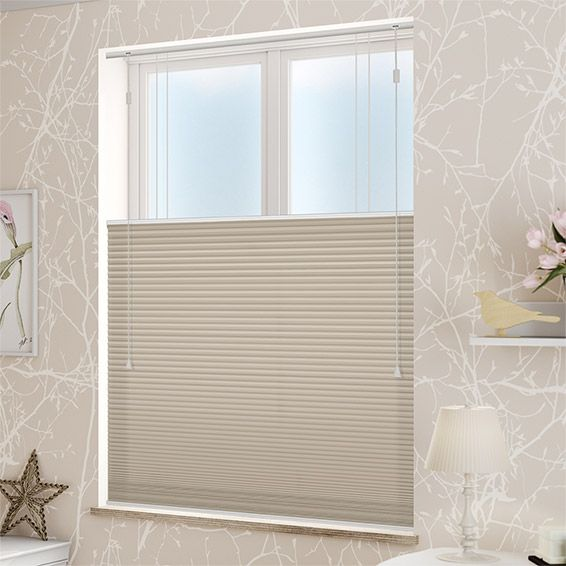 DuoShade Pebble Top Down/Bottom Up Thermal Blind%20from%20Blinds%202go