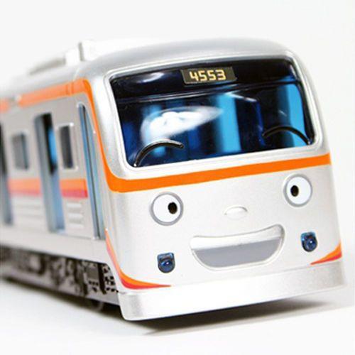 #Tayo #TheLittleBus Friends Train #MATT Diecast Subway #Korea #Animation #Kids #Toy