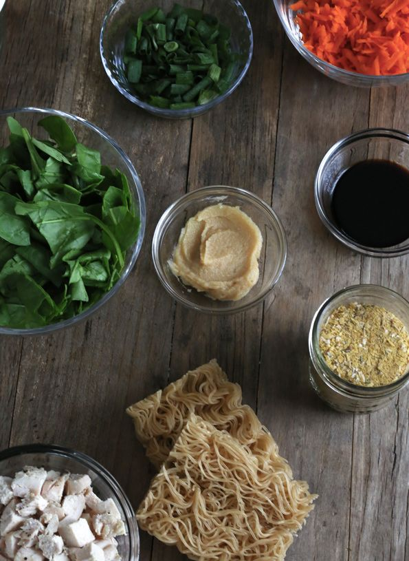 D.I.Y. Friday: Gluten Free Instant Noodle Cups | Gluten-Free on a ShoestringGluten-Free on a Shoestring