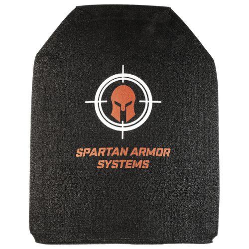 .Spartan Level IV Spartan Body Armor - SAPI Cut-Multi Curve - Set of Two