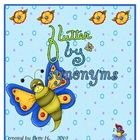 """This game is to accompany """"A Fruit is a Suitcase for a Seed"""", a story in Treasures in Unit 5. Children will find synonyms by matching parts of a bu..."""