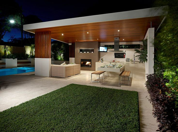 timber ceiling deck - Google Search