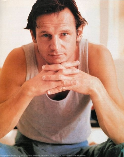 William Osborne 38542ed908f5344a0c52224f882f1a89--liam-neeson-hot-dudes