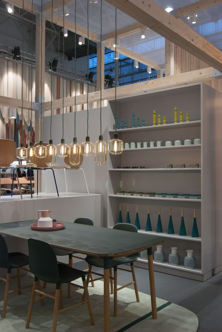 Maison et Objet in Paris | Spring 2015 | Normann Copenhagen http://decdesignecasa.blogspot.it