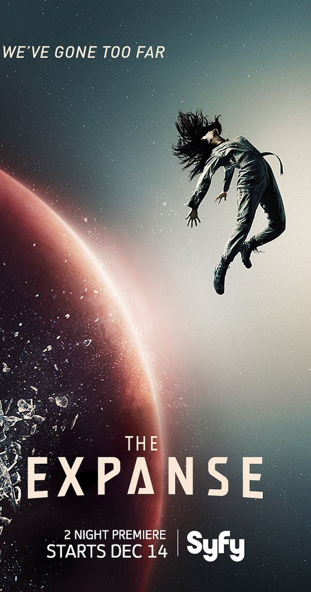 (Watched) With Shohreh Aghdashloo, Cas Anvar, Wes Chatham, Thomas Jane. The crew of the Rocinante discover a derelict vessel which holds a secret that may be devastating to human existence. The pilot's one of the best ones Syfy's put out in years, only rivaled by the recent Dark Matter series.