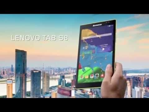 Lenovo TAB S8 z Intel Atom Z3745 (LTE) i ekranem 8″ w rozdzielczości 1920 x 1200 pikseli