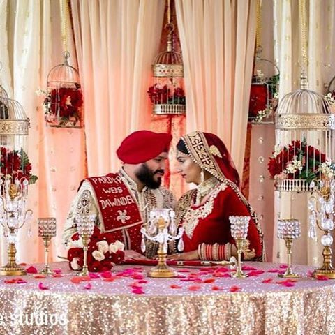 37 Best Punjabi Wedding Decorations Sikh Wedding And Gurdwara