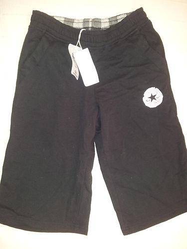 Mens/Boys Converse tracksuit shorts BNWT Size small | eBay