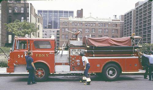 Fdny Mack Fire Trucks Google Search Fire Trucks For