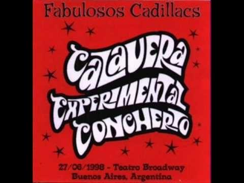 Los Fabulosos Cadillacs - Niño diamante (Calavera Experimental Concherto)
