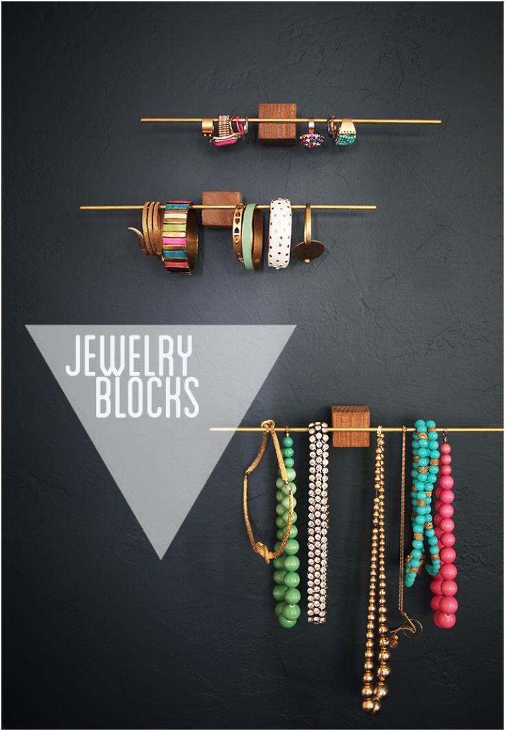 Stacy's Top Picks Rustic DIY Wooden Jewelry Displays