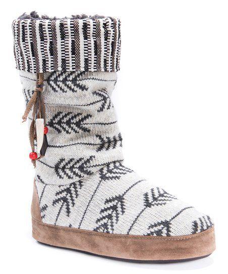 MUK LUKS Pearl Maribelle Slipper Boot | zulily