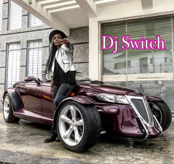 Peter Okoye Signs 2013 Glo XFactor Winner DJ Switch To Record Label