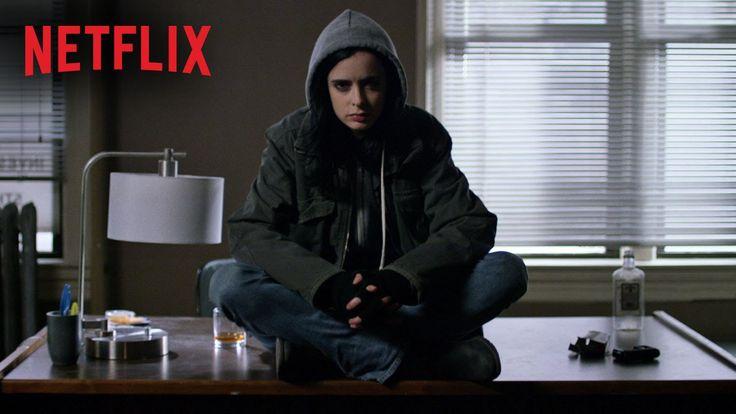 Marvel's Jessica Jones - Bande-annonce officielle (sous-titré) - Netflix