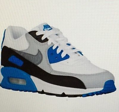 BOYS NIKE AIR MAX 90 RUNNING SHOES YOUTH SIZE 13 NWOB | My Shop | Pinterest  | Boys nike, Air max 90 and Running shoes