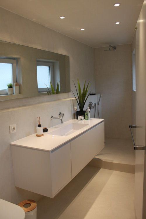 mortex badkamer ...  als we voor kleine badkamer gaan?