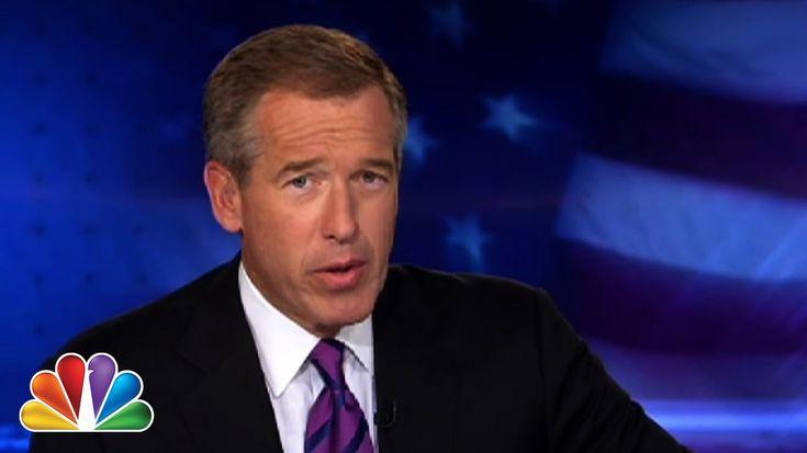 NBC News Anchors Brian Williams and Lester Holt Rap to 'Rapper's Delight' by The Sugarhill Gang