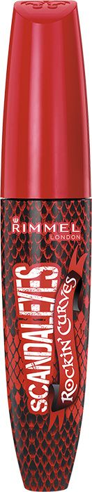 RIMMEL Scandaleyes Rockin Curves -maskara