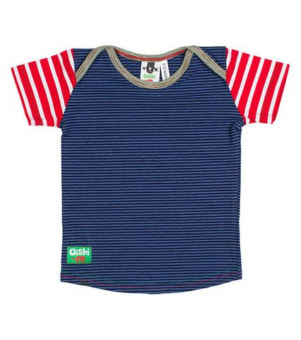 Oishi-m Winter 14 Sir Freddy M Shortsleeve T Shirt http://www.oishi-m.com/collections/tops-all/products/sir-freddy-m-shortsleeve-t-shirt