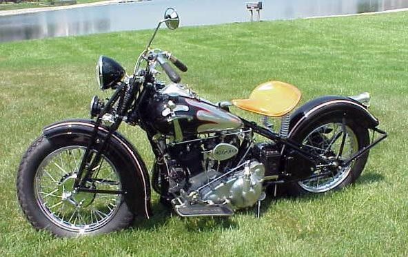 antique motorcycles for sale | 1939 Crocker Motorcycle for Sale