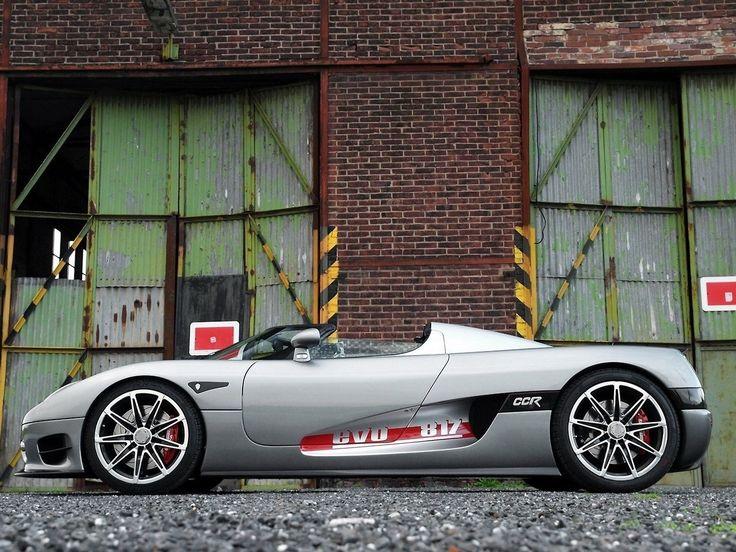 Koenigsegg CCR... Auto, Carros