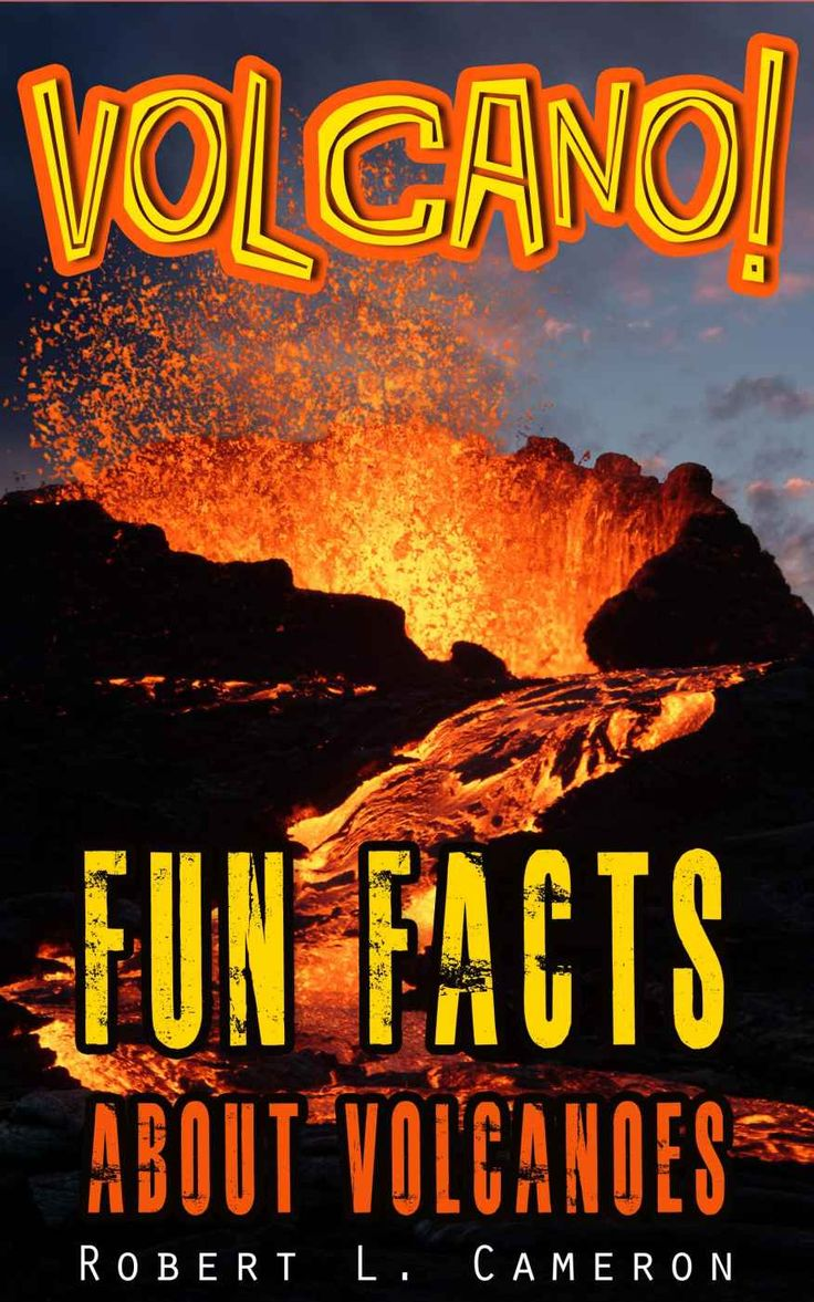 Volcano! A Kids Book About Volcanoes ~ A Fun Facts Volcano ...