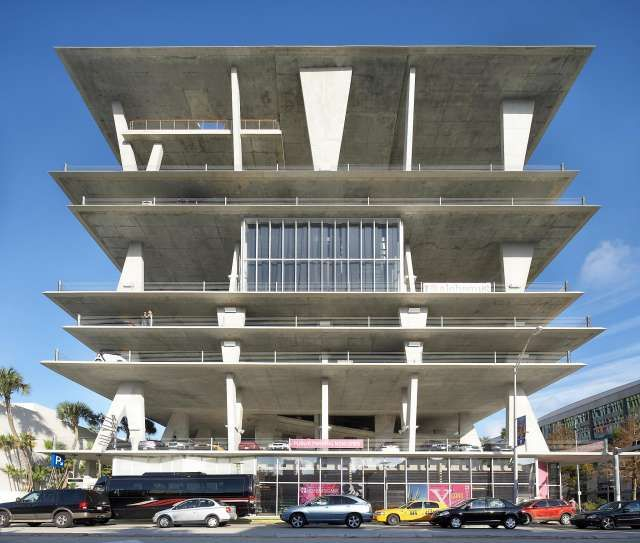 The Architecture Of Parking Garages From Ghastly To Glorious Lincoln Road Miami Architecture Parking Building