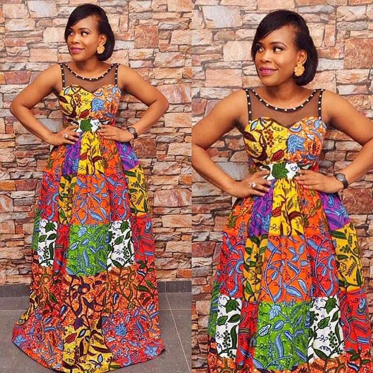 25 Best Ideas About Latest Ankara Styles On Pinterest