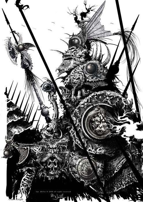 Ian Miller 'Chaos Knight'