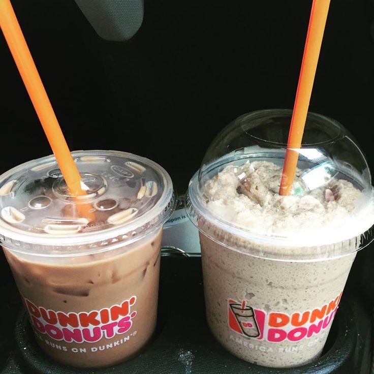Dunkin Donuts Secret Menu copycat - Menu Hacks - coffee hacks with flavored syrup etc