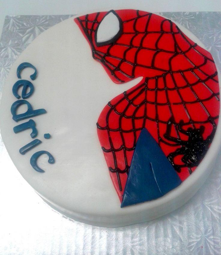1000 id es sur le th me gateau anniversaire spiderman sur pinterest gateau anniversaire les - Deco anniversaire spiderman ...
