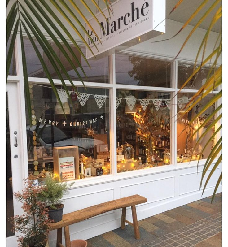 """"""" Le Petit Marché """" ( the Little French Market) Your Little French Corner on the Northern Beaches of Sydney -  Newport Beach NSW Australia"""