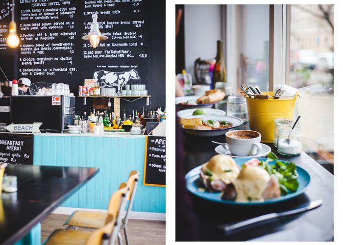 Australisch Frhstcken Allans Breakfast Club