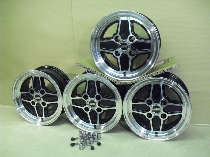 A Set Of 4 Jbw Rs4 Spoke Style Alloy Wheels Pcd 4 X 108 Fits