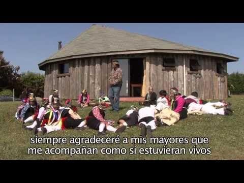 MAPUCHE ÜLKANTUN - La música.  Genaro Antilao