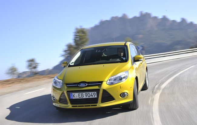 Ford Focus 1.0 EcoBoost - Best city car