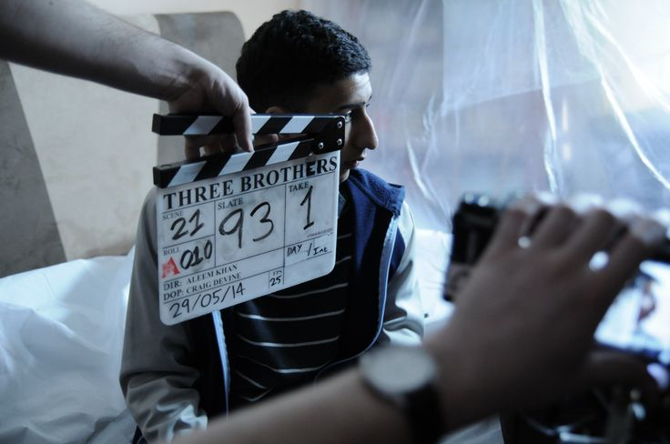 Camera's Rolling, Action.