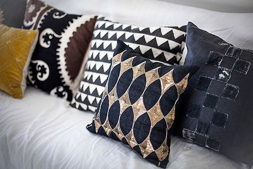 80 best cushions images on pinterest cushions pillows and toss pillows. Black Bedroom Furniture Sets. Home Design Ideas