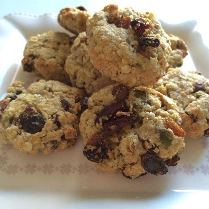 Cookies 5 céréales et aux fruits