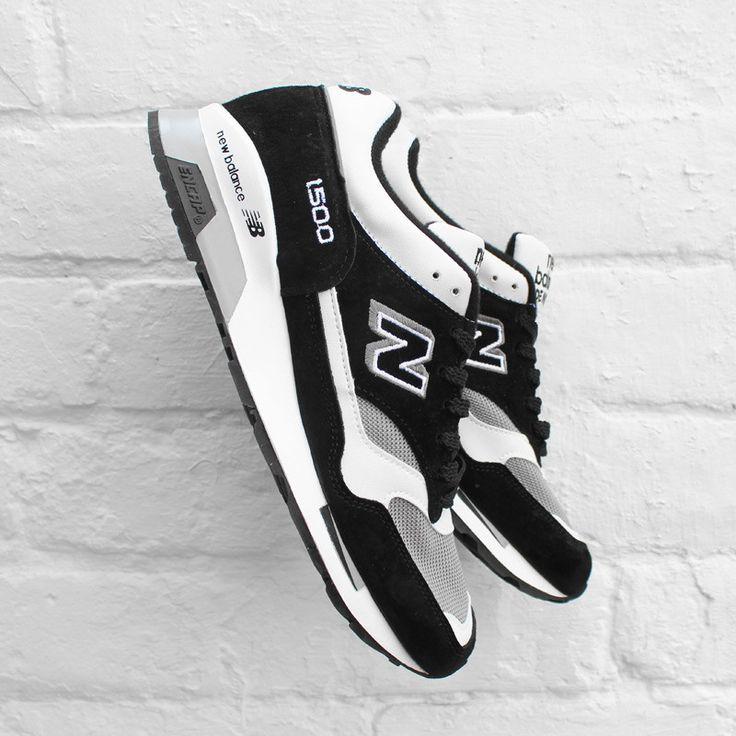 new balance 1500 black and white