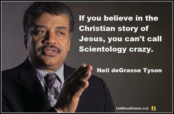 Christians cant condemn other faiths when yours is just as looney as the others. Jesus, Morman and Xenu are all the same.