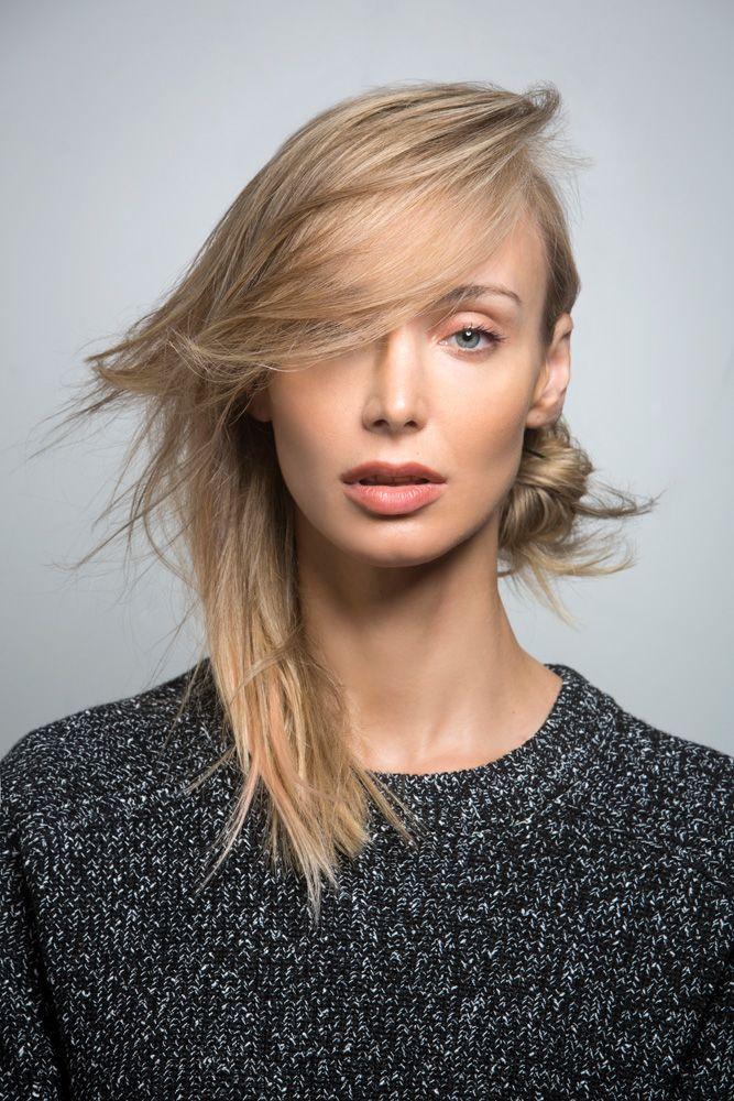 www.estetica.it Easy chic Updo Hair: Yolanda Aberasturi for L'Oréal Professionnel Styling: Lupa Make up: Rebeca Trillo Photo: Kike Miranda