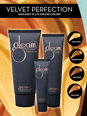 Gleam by Melanie Mills now sold in our office. Stop by today to pick up yours!