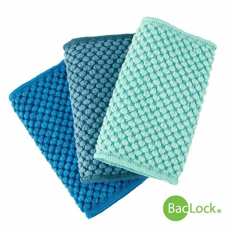 Norwex Counter Cloths (set of 3) They are the size of a half sheet paper towel! Trade in your quicker picker upper for a set of these!