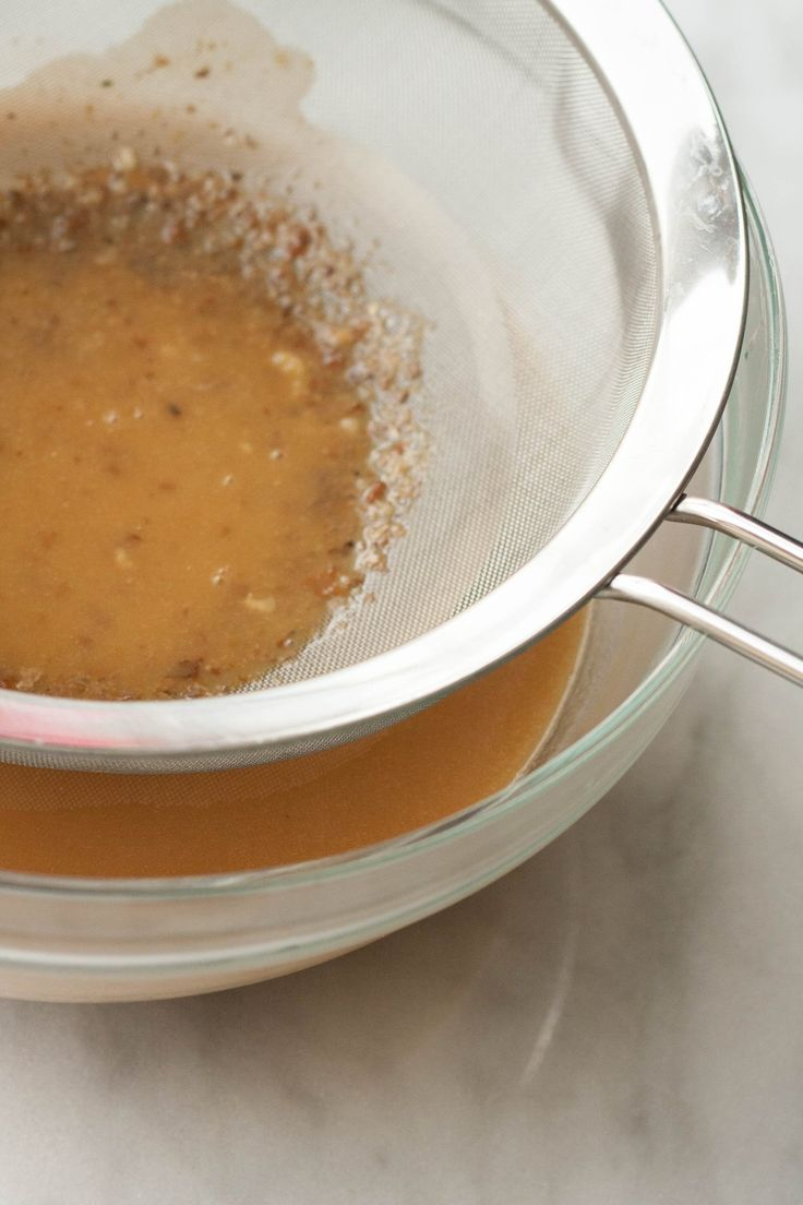 Here Are 4 Ways to Rescue Thanksgiving Gravy