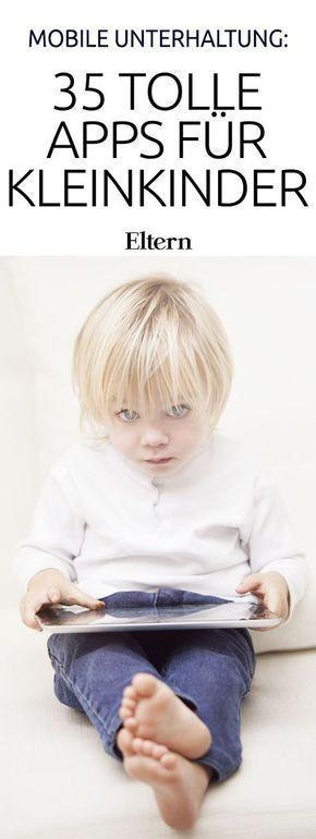 Langeweile, ade: 35 tolle Apps für Kleinkinder